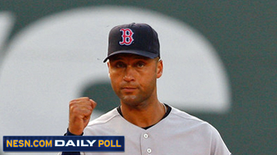 Vote: Would You Like to See Derek Jeter in a Red Sox Uniform?
