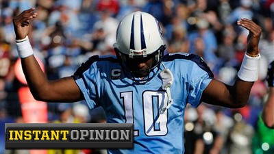 Vince Young's Meltdown in Tennessee Shouldn't Cost Quarterback His Job