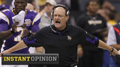 Brad Childress Deserved to Be Fired After Pursuing Brett Favre Cost Coach His Locker Room