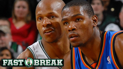 Fans Should Be Rooting for Celtics-Thunder NBA Finals and Six Other Thoughts