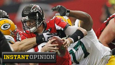 Matt Ryan, Old Patriots-Like Defense Among Reasons Falcons Are Now Super Bowl Favorites