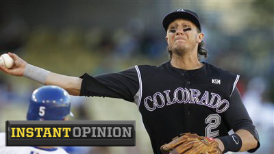 Troy Tulowitzki at Top of MLB's Shortstop Mountain, Derek Jeter Still Hanging Around