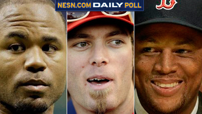 Vote: Which Free Agent Do Red Sox Most Need to Sign Among Carl Crawford, Jayson Werth and Adrian Beltre?