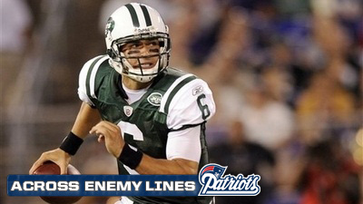 Mark Sanchez Has Taken Advantage of Weapons, Progressed During Strong 2010 Season