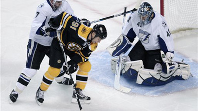 Marc Savard Thrilled by Fan Appreciation, Teammates' Performance in Return to Bruins Lineup