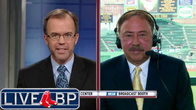 Send Tom Caron, Jerry Remy, Peter Gammons and Tony Lee Questions to Answer on Monday Night's 'Hot Stove Live'