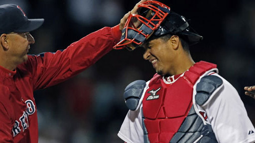 Victor Martinez Is Perfect Fit in Detroit But Leaves Colossal Gap in Locker Room, Behind Plate in Boston