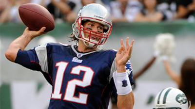 Patriots Need Tom Brady to Stay Red-Hot, Avenge Early-Season Performance Against Jets