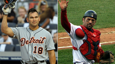 Dodgers Chasing More Aging Former Red Sox All-Stars in Jason Varitek, Johnny Damon and Eight Other Thoughts