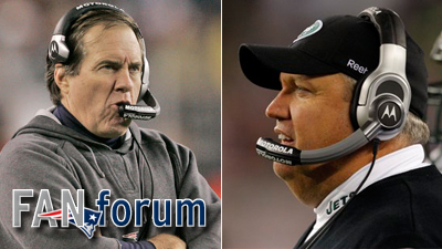 Fan Forum: Is Monday Night's Game Against Jets a Must-Win for Patriots?