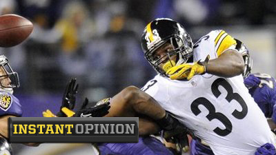 Steelers-Ravens Game Showcases Inconsistency in NFL Officiating, Gives Steelers Right to Complain