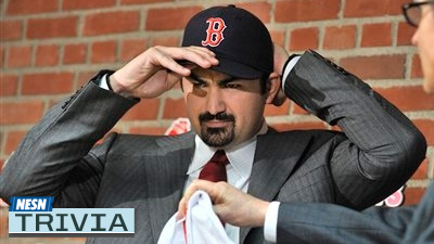Adrian Gonzalez Ready for New Chapter With Red Sox After Long, Interesting Trip to Boston