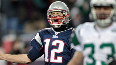 Tom Brady Throws Four Touchdowns As Patriots Beat Down Jets, 45-3