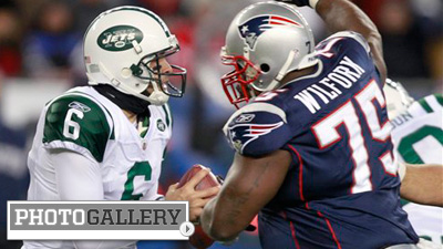 Patriots Show Jets Who's Boss in Monday Night Massacre (Photos)