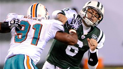 Mark Sanchez's Present Looking Equally Unstable As His Future