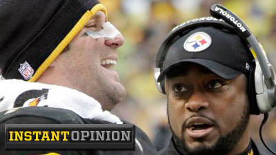 Patriots Have Multiple Reasons to Pull for Steelers This Weekend in Matchup With Jets