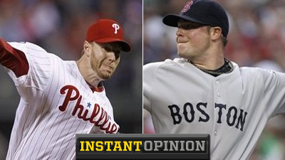 Red Sox Rotation Could Be Better Than Phillies Staff in 2011 Season