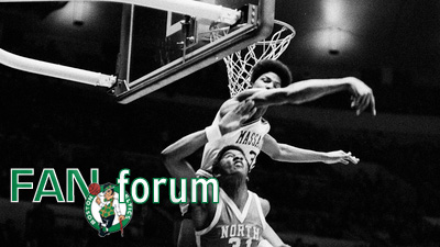 Fan Forum: Was Julius Erving Greatest NBA Player to Come From a New England College?