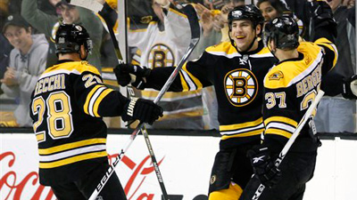 Bruins Can Give Home Crowd an Early Christmas Present With Win Over Thrashers