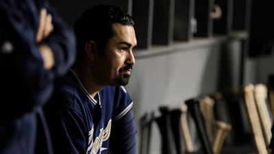 Adrian Gonzalez's Inevitable Departure From San Diego Didn't Distract Him From Dominating