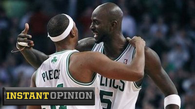 Celtics on Pace Identical to 2009-10, But Improved Depth, Hunger Make This Year's Team Better Than Last Year's