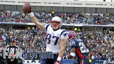 Fan Forum: What Should Patriots Tight End Rob Gronkowski's Nickname Be?
