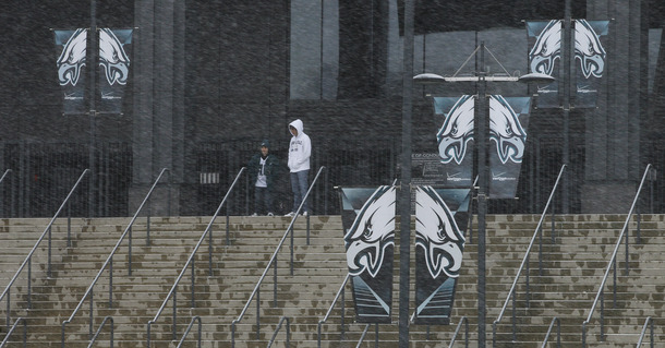 In Postponing Eagles-Vikings Game, NFL Reminds Players That They Play for the Fans