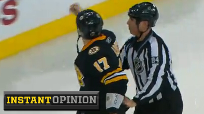 Milan Lucic Again Gets No Benefit of the Doubt From NHL With 'Obscene Gesture'