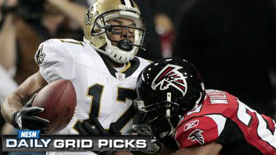 David Givens Grabs 'NESN Daily' Grid Picks Lead Heading Into Week 17