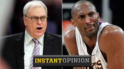 Kobe Bryant-Phil Jackson 'Feud' Just Small Bump in Lakers' Road to Attempting to Defend NBA Title