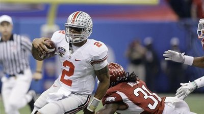 Ohio State Defeats Arkansas in Sugar Bowl Behind Soloman Thomas' Late Interception