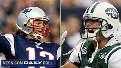 Vote: What Will the Outcome of Sunday's Jets-Patriots Matchup Be?