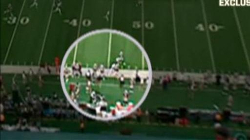 Patriots Accused of Forming Sideline Wall on Punt Against Jets
