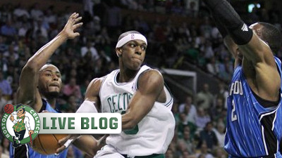 Celtics' Veterans Shine in Dramatic Victory Over Dwight Howard, Magic at TD Garden