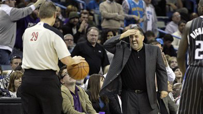 Magic Head Coach Stan Van Gundy Frustrated With Recent Fine From NBA League Office