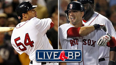 Send Ryan Kalish, Darnell McDonald Questions to Answer on Tuesday's 'Red Sox Hot Stove Live'
