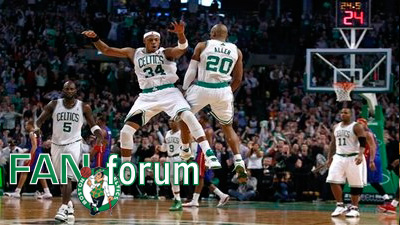 Otis Smith Needs to Watch More Celtics Basketball As C's Prove Toughness on Nightly Basis