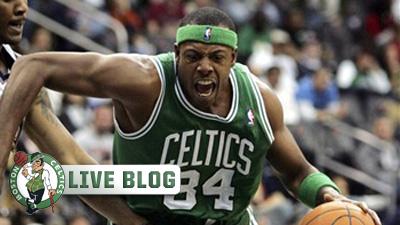 Paul Pierce Misses Game-Winning Jumper, Wizards Complete Comeback Victory Over Celtics