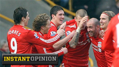 Raul Meireles, Fernando Torres Prove Kenny Dalglish Has Reds Heading in Right Direction