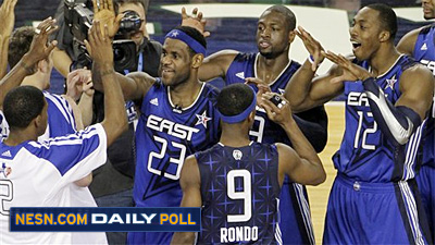 Vote: Which All-Star Game Are You Most Looking Forward to?