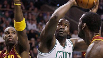 Kendrick Perkins Coming Off Celtics' Bench For Now, But He'll Start Soon Enough