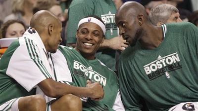 LeBron James, Dwyane Wade Admit the Heat Are Behind the Celtics in Team Chemistry