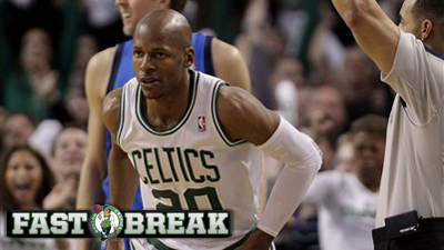 Ray Allen Saves 3-Point Record for TD Garden, Reggie Miller in Attendance and Six Other Celtics Thoughts