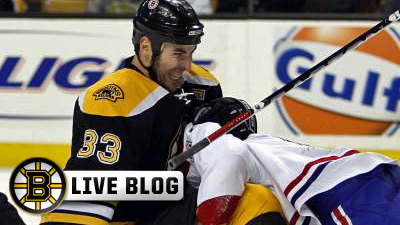 Bruins Beat Archrival Montreal for First Time This Season with A Wild 8-6 Win at Garden
