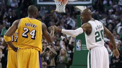 Kobe Bryant Surges in Second Half to Push Lakers Past Celtics 92-86 in Boston