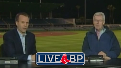 Send Jon Lester, Jarrod Saltalamacchia, Tom Caron, Peter Gammons and Heidi Watney for Monday's 'Red Sox Live' From Fort Myers