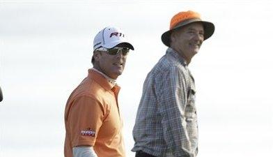 Bill Murray, D.A. Points Win PGA Tour Pro-Am at Pebble Beach, Hilarity Ensues