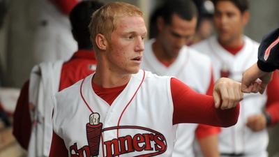 Red Sox Prospect Ryan Westmoreland Starts Hitting Again After Brain Surgery, Making Progress Toward Return