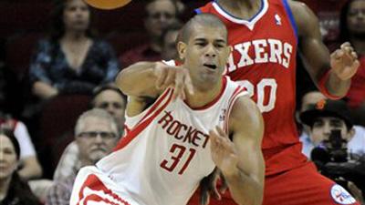 Report: Celtics Won't Be Acquiring Rockets Swingman Shane Battier