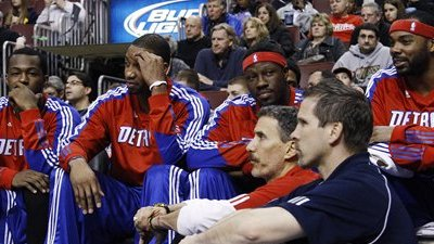 Report: Pistons Boycott Shootaround to Express Displeasure With Coach John Kuester